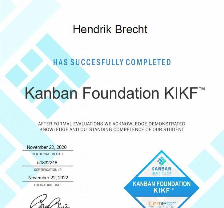Hendrik Brecht - Kanban Foundation